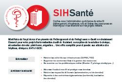 Offre externalisation SIH Santé