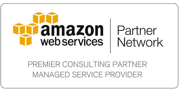 <AWS Premier Consulting Partner