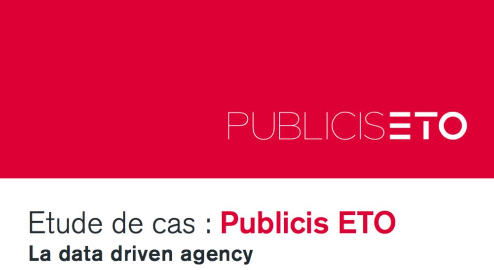 Big Data Publicis ETO
