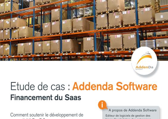 Etude de cas Addenda Software