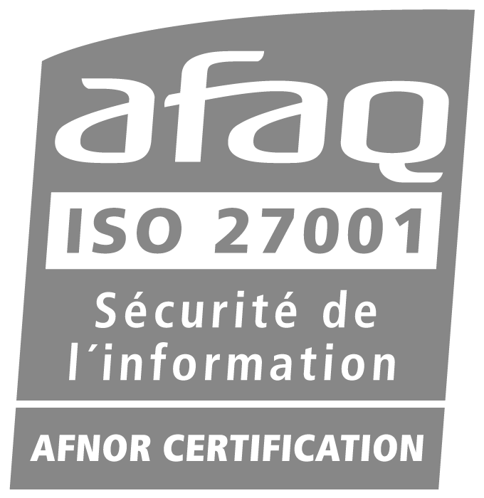 Certification ISO27001 icon