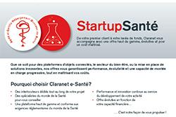 Offre Startup Santé